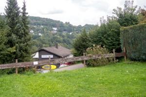 Freier Stellplatz Campingplatz Henn