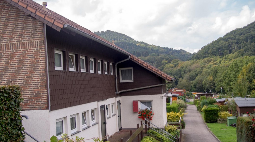 Campingplatz Eifel Haupthaus